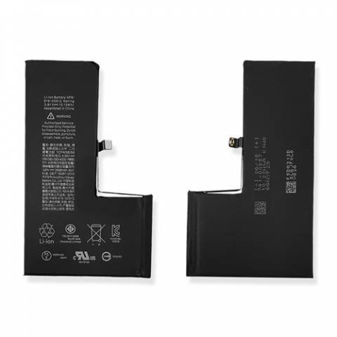 Batteria per Iphone XS 2658 mAh Polymer BOX
