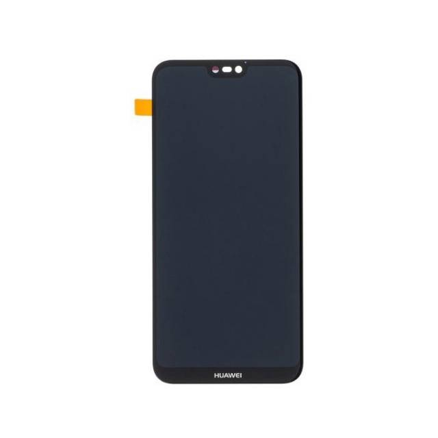 DISPLAY HUAWEI Y6 2019 NERO  con frame