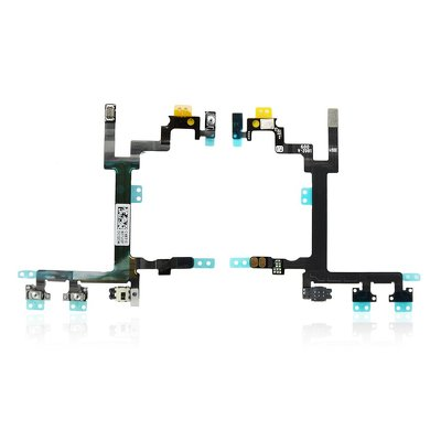 FLEX CABLE IPHONE  5 con on/off power + tasti laterali