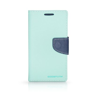 FANCY DIARY CASE MERCURY  IPHONE 6/6S  MENTA-BLU