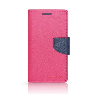FANCY DIARY CASE MERCURY  Sam GALAXY A3 2016 (A310) ROSA-BLU