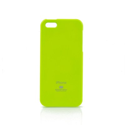 Jelly Case Mercury - APP IPHO 6/6S Limone