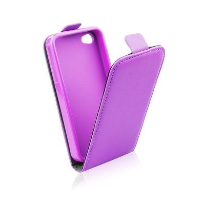 SLIM FLEXI VERTICAL CASE - IPHONE 6/6S VIOLA