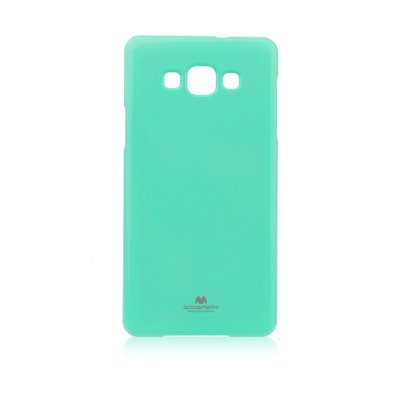 JELLY CASE MERCURY Galaxy A7 2018 menta
