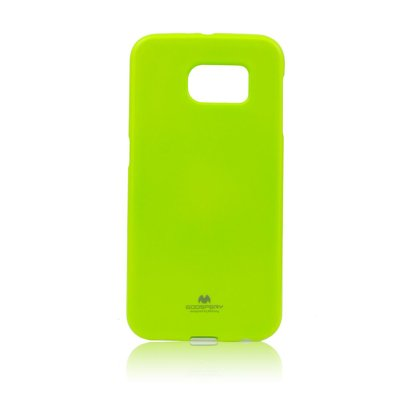 JELLY CASE MERCURY - SAM Galaxy S6 (SM-G920F) limone