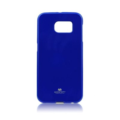 JELLY CASE MERCURY - SAM Galaxy S6 (SM-G920F) blu