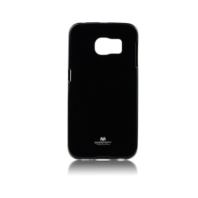 JELLY CASE MERCURY - SAM Galaxy S6 EDGE (SM-G925F) nero
