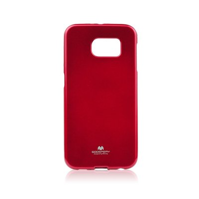 JELLY CASE MERCURY - SAM Galaxy S6 (SM-G920F) rosso