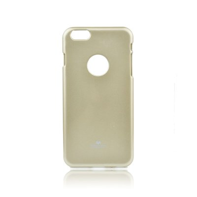 JELLY CASE MERCURY IPHONE 6/6S oro