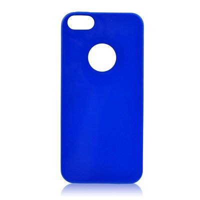 Jelly Case Flash  - IPHO X azzurro
