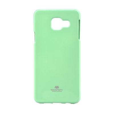 JELLY CASE MERCURY Galaxy A3 2016 (A310) menta