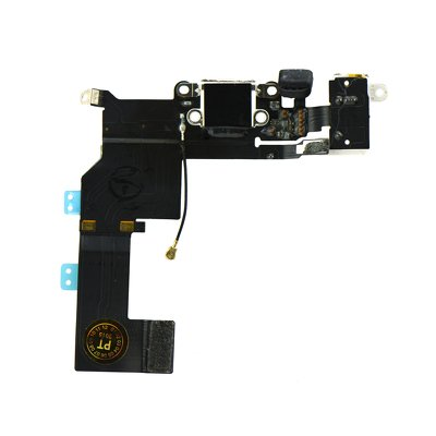 FLEX CABLE IPHONE 5S con il connettore per ricarica (bianca)