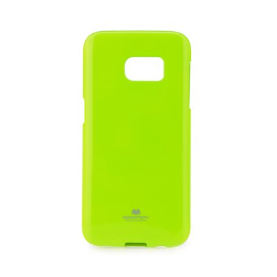 JELLY CASE MERCURY - SAM Galaxy S7 (SM-G930F) limone