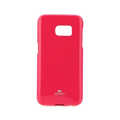 JELLY CASE MERCURY - SAM Galaxy S7 (SM-G930F) rosa