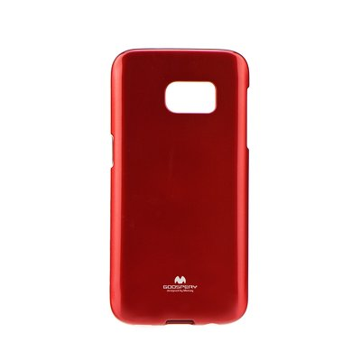 JELLY CASE MERCURY - SAM Galaxy S7 (SM-G930F) rosso