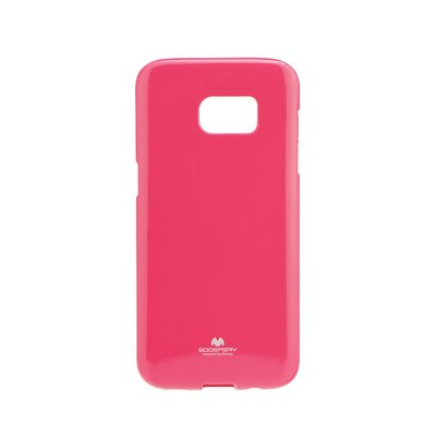 JELLY CASE MERCURY - SAM Galaxy S7 EDGE (SM-G935F) rosa