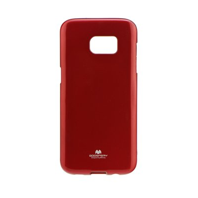JELLY CASE MERCURY - SAM Galaxy S7 EDGE (SM-G935F) rosso
