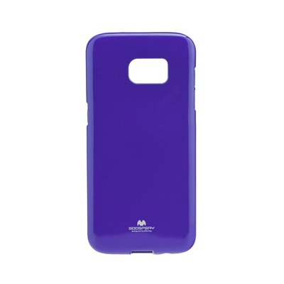 JELLY CASE MERCURY - SAM Galaxy S7 EDGE (SM-G935F) viola
