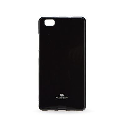 Jelly Case Mercury - HUA P8 Lite Nero
