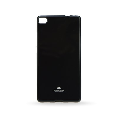 Jelly Case Mercury - HUA P8 Nero