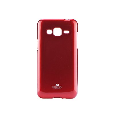 Jelly Case Mercury - SAM Galaxy J3 2016 rosso