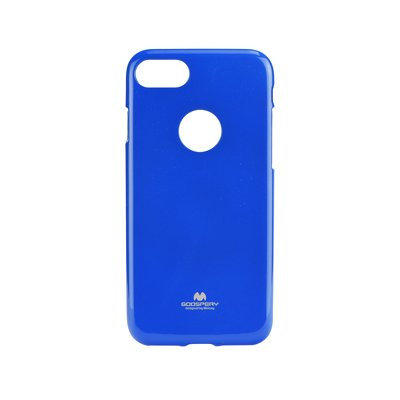 JELLY CASE MERCURY IPHONE 6/6S azzurro