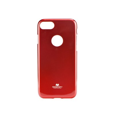 JELLY CASE MERCURY IPHONE 6/6S rosso
