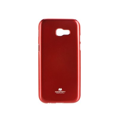 Jelly Case Mercury - SAM Galaxy A5 2017  rosso