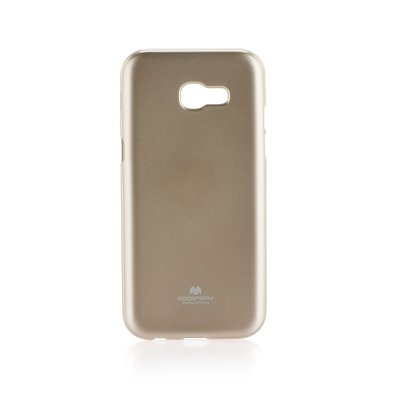 JELLY CASE MERCURY SAM GALAXY A3 2017  oro