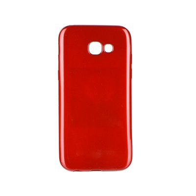 Jelly Case Flash  - SAM Galaxy A3 2017 rosso