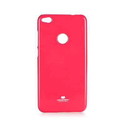Jelly Case Mercury - HUA P8 Lite 2017 / P9 Lite 2017 / Honor 8 Lite rosa