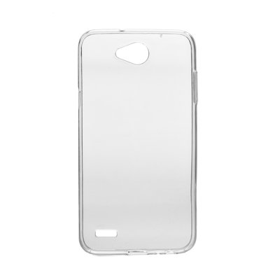 BACK CASE Ultra Slim 0,3mm - LG X POWER 2 TRASPARENTE