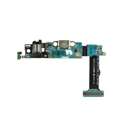 Flex cable con connettore di carica/mic/HF SAM S6 Edge