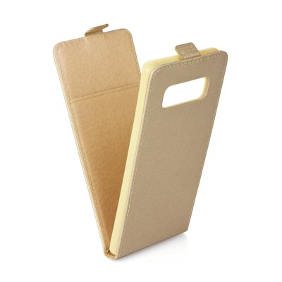 SLIM FLEXI Fresh VERTICAL CASE - SAM Note 8 gold