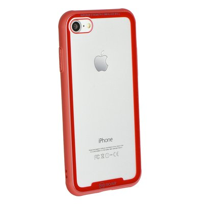 Roar Glass Airframe Cover - APP IPHO 7 / 8 rosso