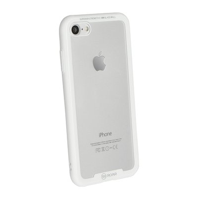 Roar Glass Airframe Cover - APP IPHO 7 / 8 bianco