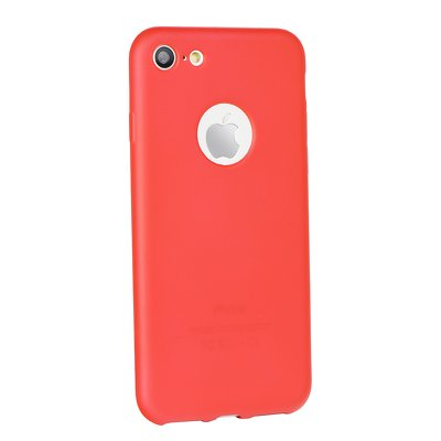 Jelly Case Flash Mat  -  HUA Mate 20 Pro rosso