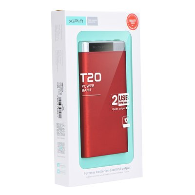 POWER BANK T20 XiPiN 10 000mAh