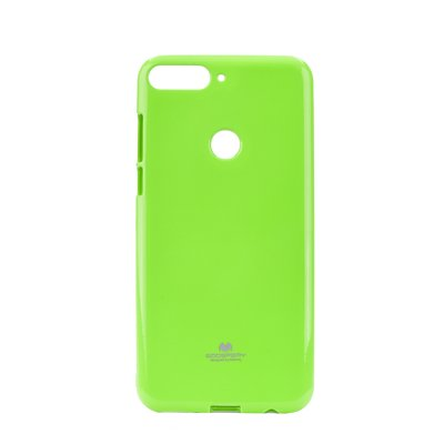 Jelly Case Mercury -HUA Y6 Prime 2018 lime