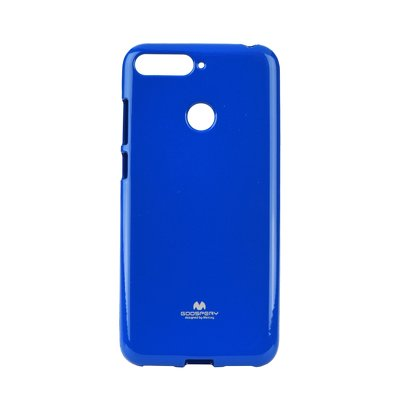 Jelly Case Mercury -HUA Y6 Prime 2018 blu