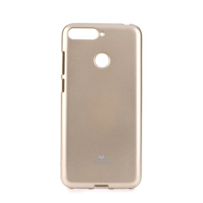 Jelly Case Mercury -HUA Y6 Prime 2018 oro