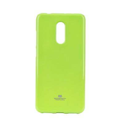 Jelly Case Mercury - Xiaomi Redmi 5 limone