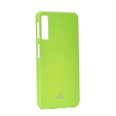 Jelly Case Mercury -  SAM Galaxy A7 2018 lime