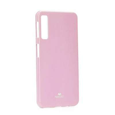 Jelly Case Mercury -  SAM Galaxy A7 2018 rosa chiaro