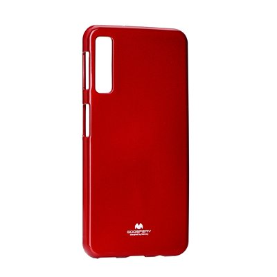 Jelly Case Mercury -  SAM Galaxy A7 2018 rosso