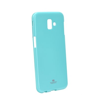 Jelly Case Mercury -   SAM Galaxy J6+ ( J6 Plus ) menta
