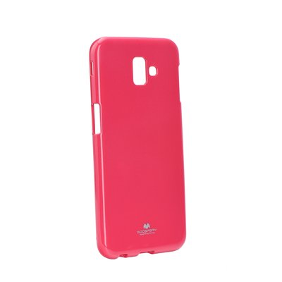 Jelly Case Mercury -   SAM Galaxy J6+ ( J6 Plus ) rosa
