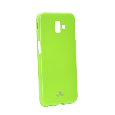 Jelly Case Mercury -   SAM Galaxy J6+ ( J6 Plus ) lime