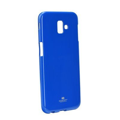 Jelly Case Mercury -   SAM Galaxy J6+ ( J6 Plus ) blu