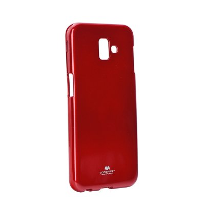 Jelly Case Mercury -   SAM Galaxy J6+ ( J6 Plus ) rosso